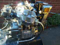 Honda gl500 engine for the Indian