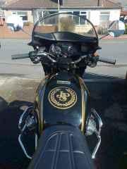 HONDA CX500Z J.P.S.