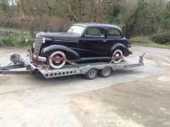 1938 Chevy Master 2 door