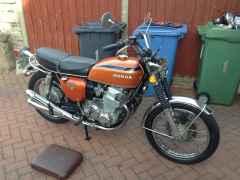 Honda CB750 K2
