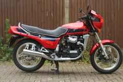 My CX650ED